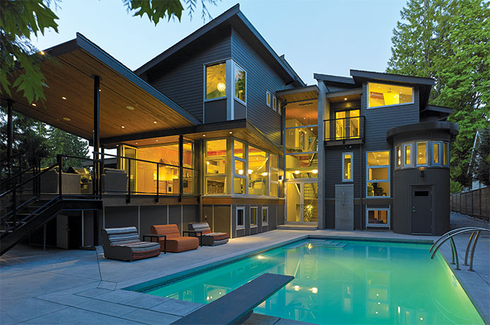 Vancouver Home Builders About My House Design Build Team