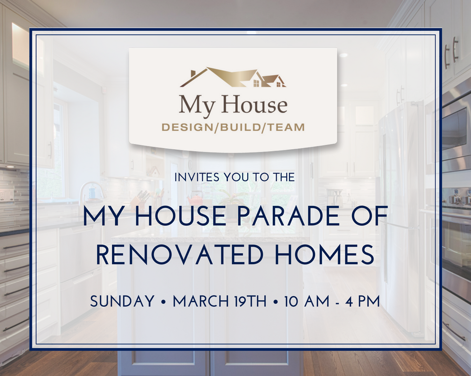 My House Parade of Homes