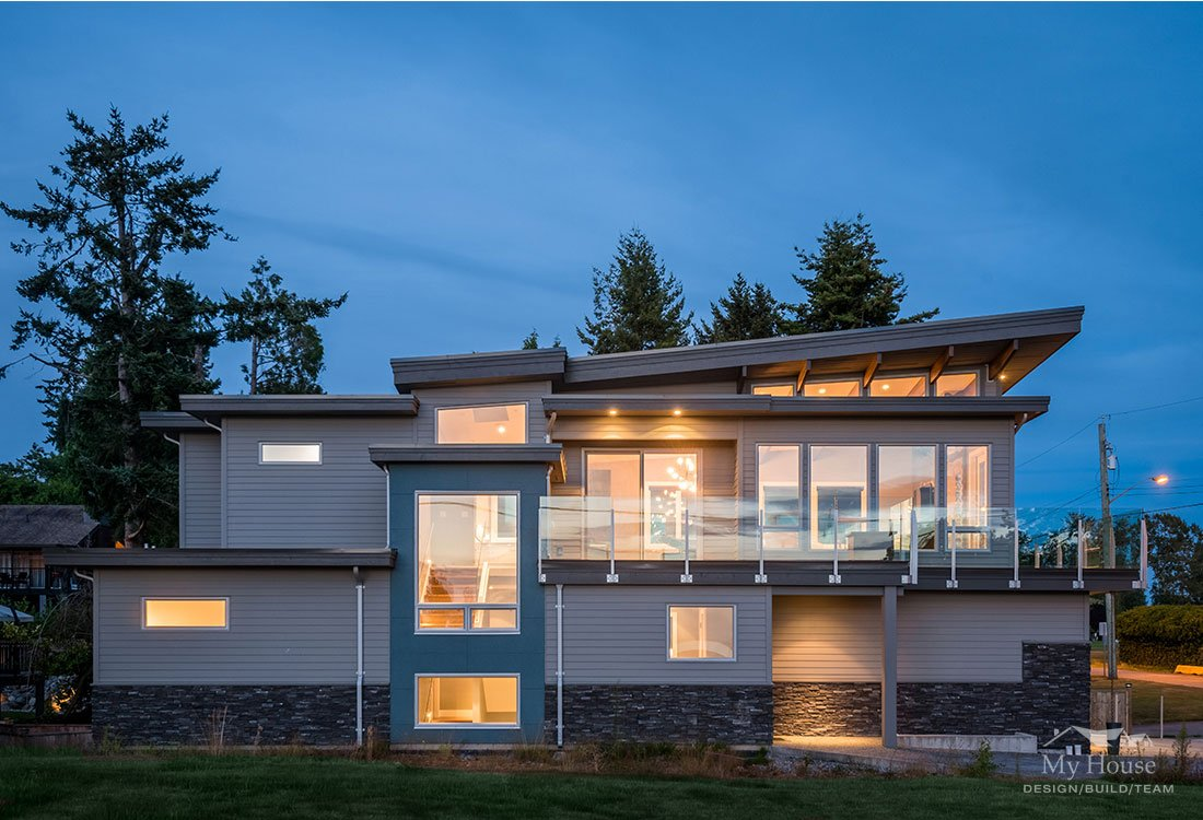 Custom home builders white rock peace arch prospect for My home builders