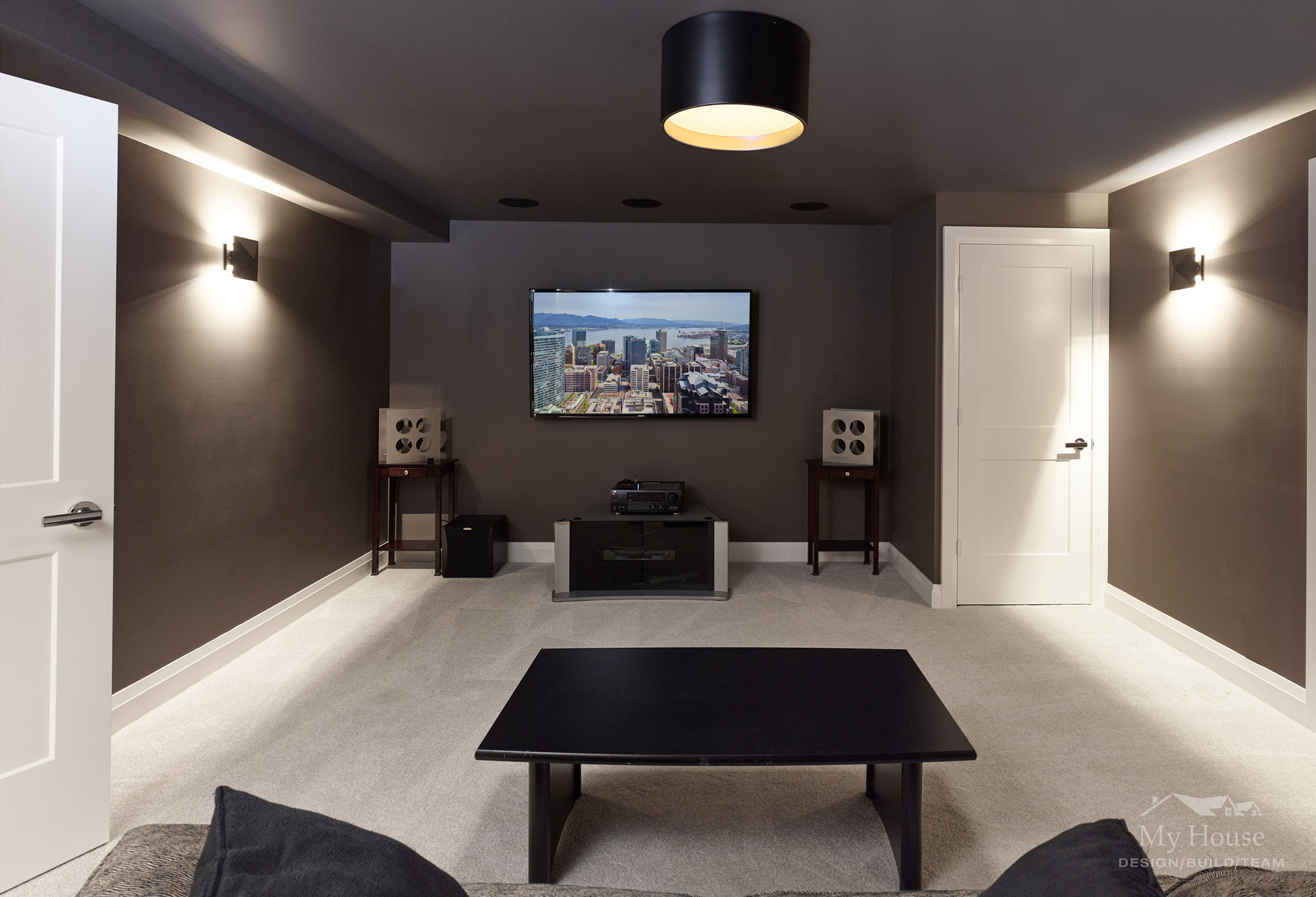 Home Theatre Renovation