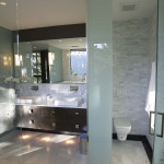 bathroom renovated by My House Design Build Team in Surrey