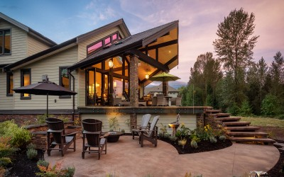 custom home builders Harrison BC