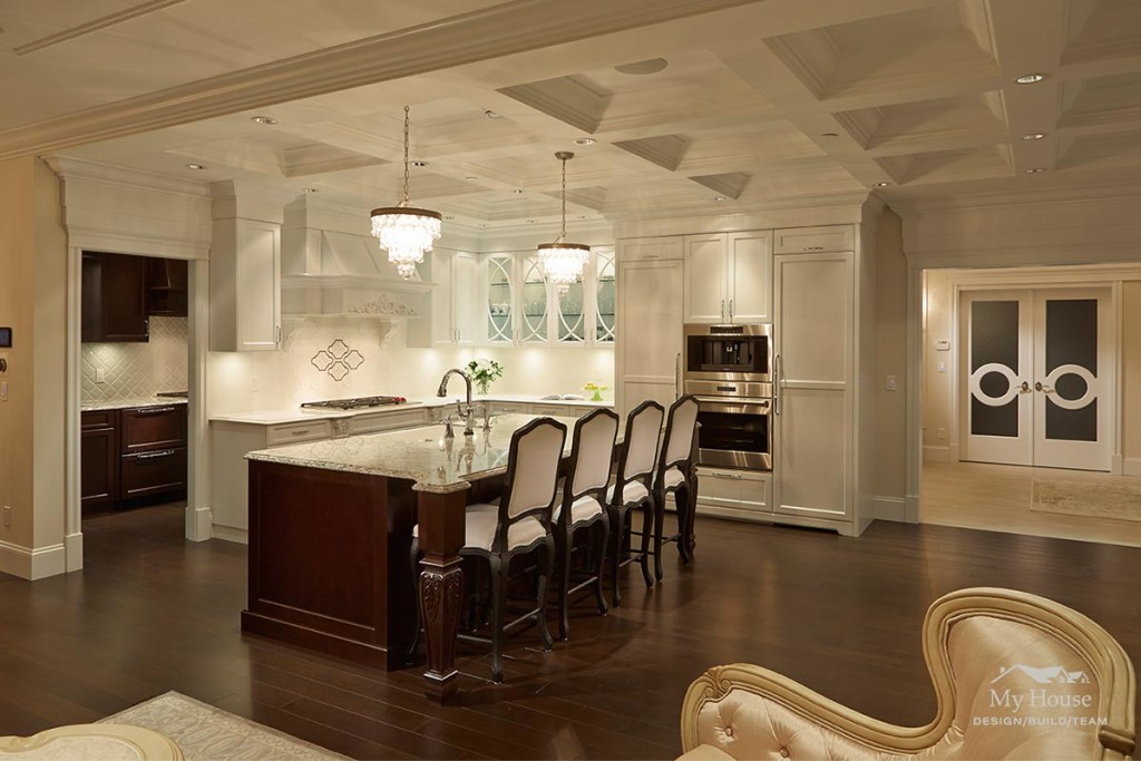 Vancouver West Classic Elegance Renovations With Wok