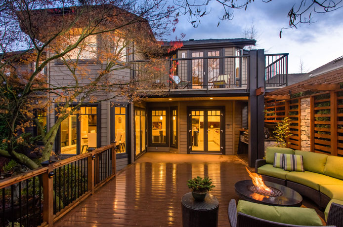 award winning patio and outdoor living renovation